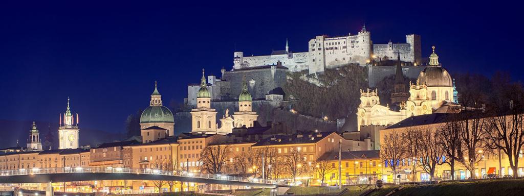 Ausflugsziele vom Bleiwanghof aus: Festung Hohensalzburg & Altstadt