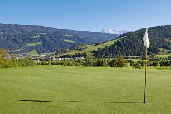 Sommerurlaub in Radstadt - Golfplatz Radstadt