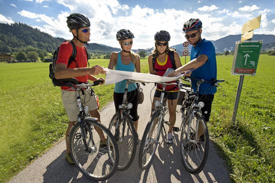 Sommerurlaub in Radstadt - Radfahren