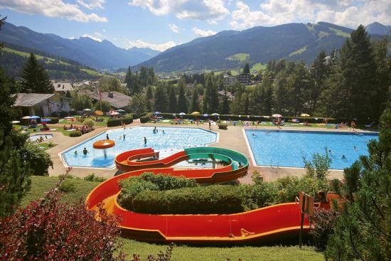 Sommerurlaub in Radstadt - Schwimmen