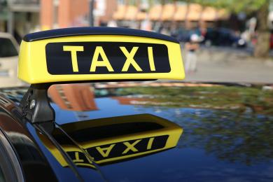 Anreise per Taxi zum Bleiwanghof in Radstadt