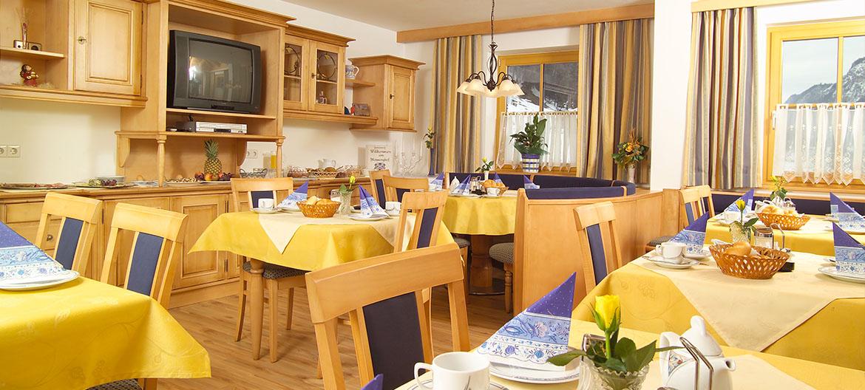 Frühstück - Urlaub am Bauernhof in Radstadt - Ferienwohnungen am Bleiwanghof