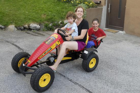Angebote für Kinder & Teenager - GoKart fahren