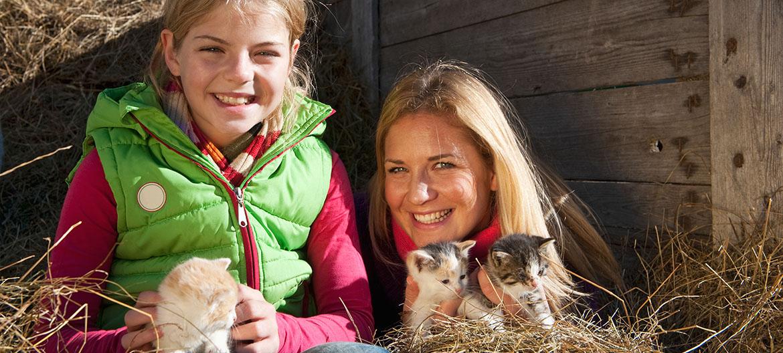 Urlaub am Bauernhof in Radstadt - Ferienwohnungen am Bleiwanghof