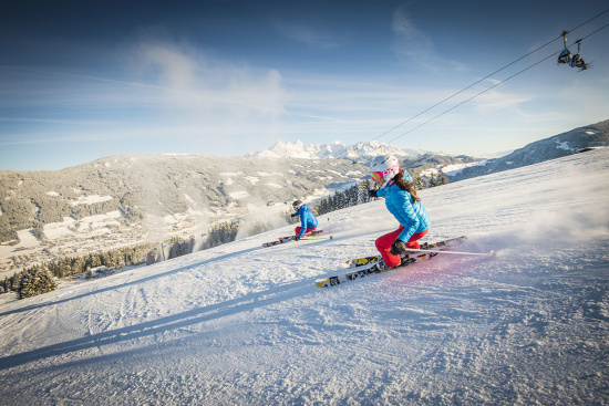 Skiurlaub in Radstadt - Skifahren in Ski amadé
