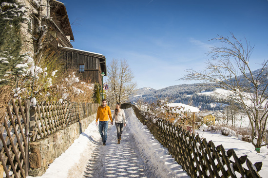 Winterurlaub in Radstadt - Winterwandern