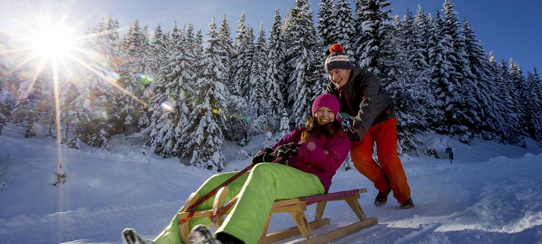 Winterurlaub in Radstadt, Salzburger Land